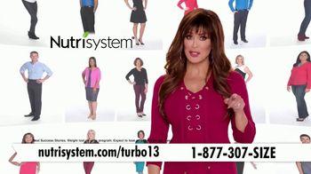 Nutrisystem Turbo 13 TV Spot, 'Weighing You Down: FedEx' Ft. Marie Osmond - Thumbnail 9