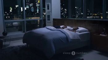 Sleep Number 360 Smart Bed TV Spot, 'Checking In' - Thumbnail 1