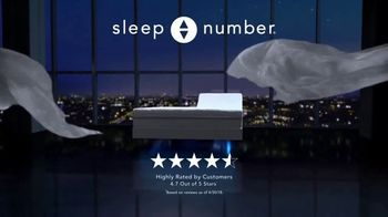 Sleep Number 360 Smart Bed TV Spot, 'Checking In' - Thumbnail 7