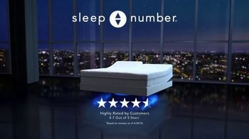 Sleep Number 360 Smart Bed TV Spot, 'Checking In' - Thumbnail 8
