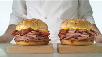 Arby's Bacon Beef 'N Cheddar TV Spot, 'Better Better Same' - Thumbnail 5