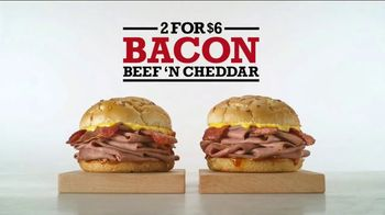 Arby's Bacon Beef 'N Cheddar TV Spot, 'Better Better Same' - Thumbnail 8