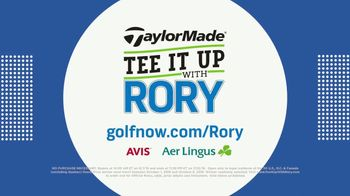 GolfNow.com TV Spot, 'Tee It up with Rory Sweepstakes' Feat. Rory McIlroy - Thumbnail 8