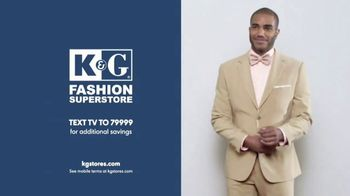 K&G Fashion Superstore TV Spot, 'Looks for Dad' - Thumbnail 8