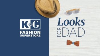 K&G Fashion Superstore TV Spot, 'Looks for Dad' - Thumbnail 2