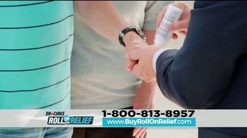 Dr. Chris Roll On Relief TV Spot, 'Erase Your Pain' - Thumbnail 6