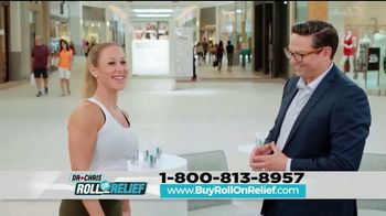 Dr. Chris Roll On Relief TV Spot, 'Erase Your Pain' - Thumbnail 7