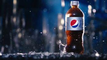 Diet Pepsi TV Spot, 'Light, Crisp, Refreshing: Bottle' - Thumbnail 5