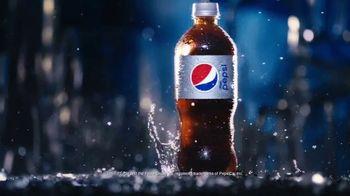 Diet Pepsi TV Spot, 'Light, Crisp, Refreshing: Bottle' - Thumbnail 6