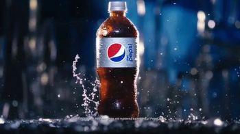 Diet Pepsi TV Spot, 'Light, Crisp, Refreshing: Bottle' - Thumbnail 7