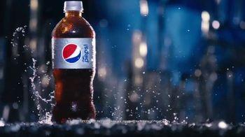Diet Pepsi TV Spot, 'Light, Crisp, Refreshing: Bottle' - Thumbnail 9