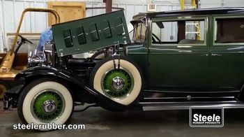 Steele Rubber Products TV Spot, 'Spend More Time Restoring' - Thumbnail 7