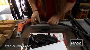Steele Rubber Products TV Spot, 'Spend More Time Restoring' - Thumbnail 8