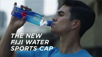 FIJI Water Sports Cap TV Spot, 'Rise'