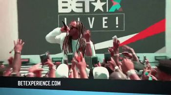 2018 BET Experience TV Spot, 'Bigger & Deffer' - 41 commercial airings