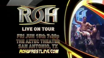 ROH Wrestling Live On Tour TV Spot, '2018 Best in the World' - Thumbnail 3
