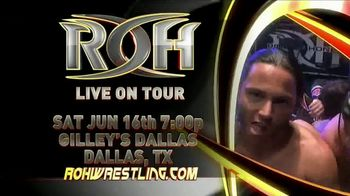 ROH Wrestling Live On Tour TV Spot, '2018 Best in the World' - Thumbnail 4