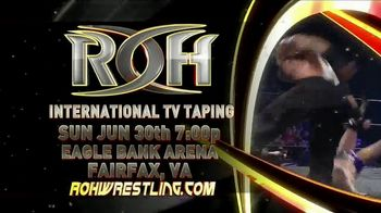 ROH Wrestling Live On Tour TV Spot, '2018 Best in the World' - Thumbnail 7