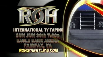 ROH Wrestling Live On Tour TV Spot, '2018 Best in the World' - Thumbnail 8