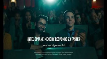 Intel 8th Gen Core TV Spot, 'Movie Ending' Featuring Jim Parsons - Thumbnail 10