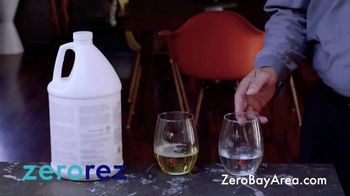 Zerorez TV Spot, 'Just Water' - Thumbnail 3