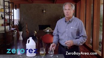 Zerorez TV Spot, 'Just Water' - Thumbnail 4
