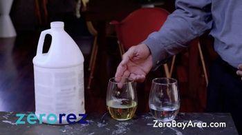 Zerorez TV Spot, 'Just Water' - Thumbnail 6