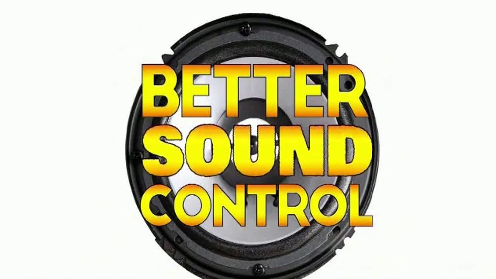 Design Engineering Boom Mat TV Commercial, 'Better Sound Control'