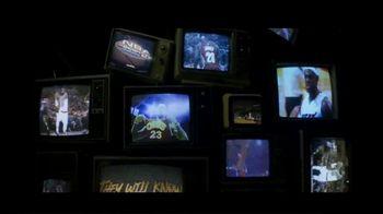 NBA 2K19 TV Spot, '20th Anniversary Edition: G.O.A.T.' - Thumbnail 2
