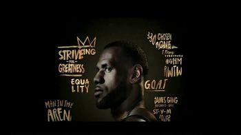 NBA 2K19 TV Spot, '20th Anniversary Edition: G.O.A.T.' - Thumbnail 8
