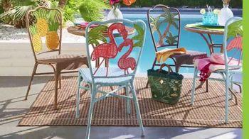 Pier 1 Imports Indoor & Outdoor Furniture Sale TV Spot, 'Get Comfy' - Thumbnail 7