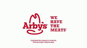 Arby's Bacon Beef 'N Cheddar TV Spot, 'Extra' - Thumbnail 9