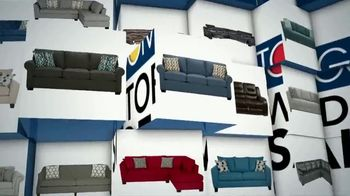 Rooms to Go Storewide Sofa Sale TV Spot, 'Every Sofa in the Showroom' - Thumbnail 3