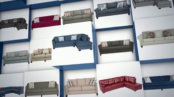 Rooms to Go Storewide Sofa Sale TV Spot, 'Every Sofa in the Showroom' - Thumbnail 4