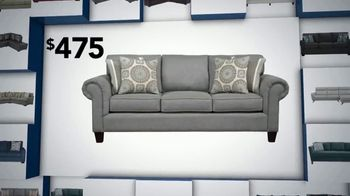Rooms to Go Storewide Sofa Sale TV Spot, 'Every Sofa in the Showroom' - Thumbnail 8