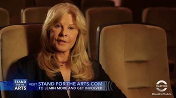 Stand for the Arts TV Spot, 'Streetlights'