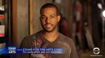 Stand for the Arts TV Spot, 'Streetlights' - Thumbnail 6