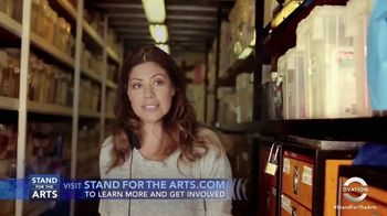 Stand for the Arts TV Spot, 'Streetlights' - Thumbnail 8