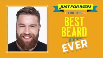 Just For Men The Best Beard Care Ever TV Spot, 'Beard Care + Skin Care' - Thumbnail 7