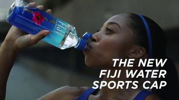 FIJI Water Sports Cap TV Spot, 'Heaven' Featuring Allyson Felix - 5185 commercial airings