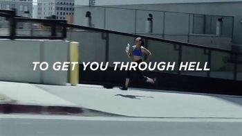 FIJI Water Sports Cap TV Spot, 'Heaven' Featuring Allyson Felix - Thumbnail 8