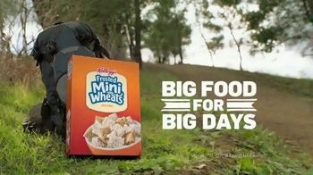 Frosted Mini-Wheats TV Spot, 'Big Food for Big Days' - Thumbnail 6