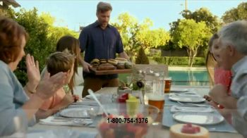 Omaha Steaks Father's Day Grilling Package TV Spot, 'Combo Price'