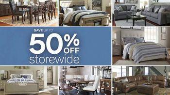 Ashley HomeStore Semi-Annual Clearance Event TV Spot, 'Every Room' - Thumbnail 2
