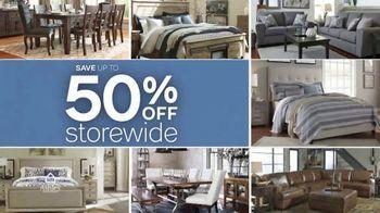 Ashley HomeStore Semi-Annual Clearance Event TV Spot, 'Every Room' - Thumbnail 3