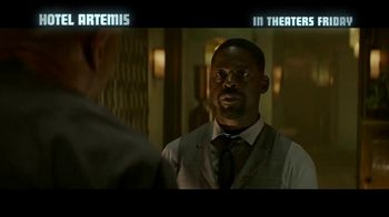Hotel Artemis - Alternate Trailer 20