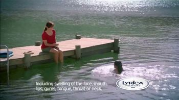 Lyrica TV Spot, 'Lake Home' - Thumbnail 7