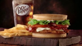 Jack in the Box Spicy Chicken Club Combo TV Spot, 'Tickle My Elbow' - Thumbnail 2