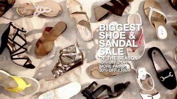 Macy's Summer Sale TV Spot, 'Shoes, Bed & Bath' - Thumbnail 6