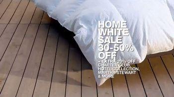 Macy's Summer Sale TV Spot, 'Shoes, Bed & Bath' - Thumbnail 7